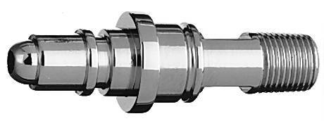 "DISS NIPPLE He-O2 Mixture to 1/4"" M Medical Gas Fitting, DISS, 1060-A, HE-O2, Heliox, breathing mixture"