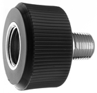 "DISS HT NUT AND NIPPLE O2 to 1/8"" M Medical Gas Fitting, DISS, 1240, O2, Oxygen, DISS 1240 to 1/8 male"