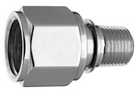 "DISS  NUT AND NIPPLE CO2 to 1/8"" M Medical Gas Fitting, DISS, 1080-A, CO2, Carbon Dioxide, breathing mixture"