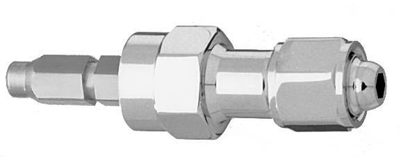 M N2 Schrader Quick Connect to DISS F Medical Gas Fitting, Medical Gas Adapter, schrader quick connect, N2, Nitrogen quick connect, Nitrogen quick-connect, schrader male to DISS